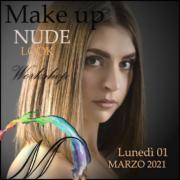 Workshop Make up Nude